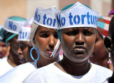 UN human rights experts call for justice and rehabilitation