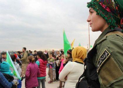 Flüchtlinge als Manövriermasse für ethnische Säuberung in Rojava